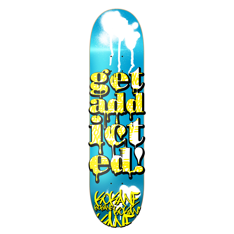 "Kokane ""Get Addicted"" Deck"