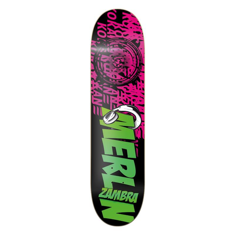 Kokane Skateboard Merlin Zambra Signature Deck